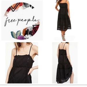 🖤 Free People 🖤 This Is It Eyelet Dress 🖤